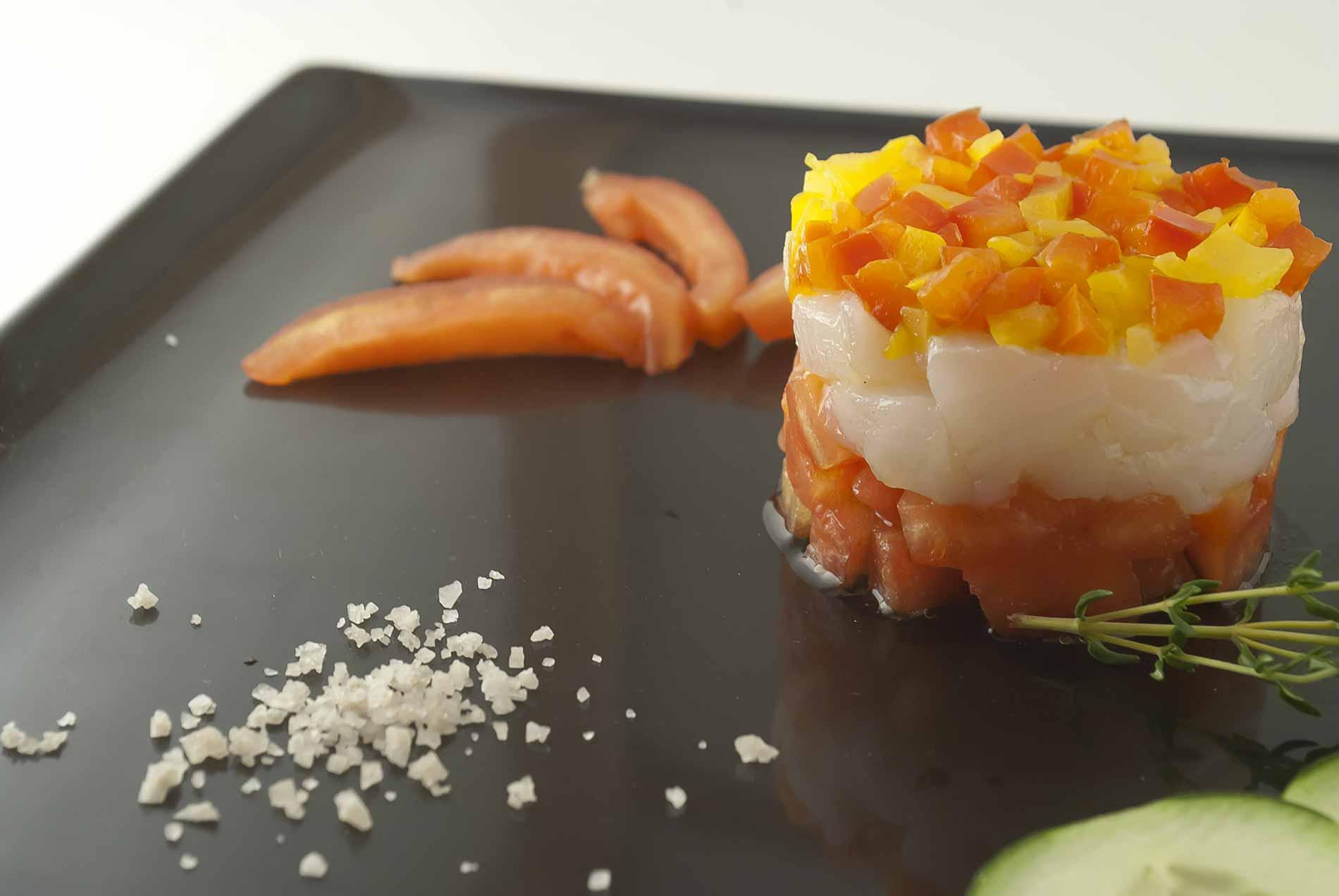 tortino di merluzzo elitaria vendita prodotti alta qualità per la ristorazione